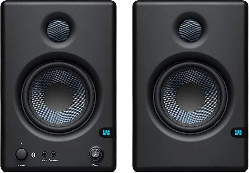 PreSonus Eris E4.5 BT Active Studio Monitor Pair with Bluetooth - PSSL ProSound and Stage Lighting