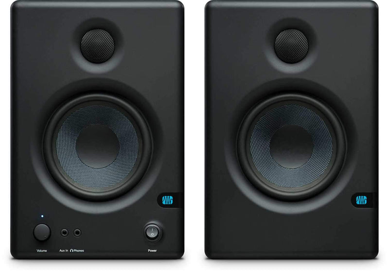 PreSonus Eris E4.5 4.5-Inch Studio Monitors Pair - PSSL ProSound and Stage Lighting