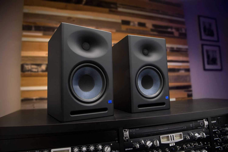 PreSonus ERIS-E8-XT Powered Studio Monitor Single - PSSL ProSound and Stage Lighting