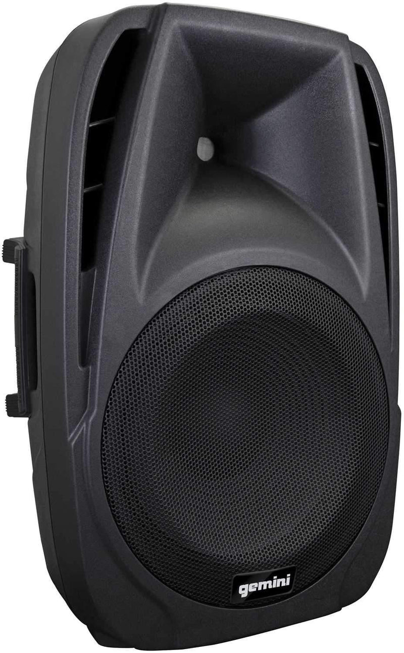Gemini ES-12BLU 12inch Powered Speaker with Bluetooth - PSSL ProSound and Stage Lighting