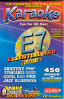 Chartbuster 450 Essential Karaoke Hits Volume 7 - PSSL ProSound and Stage Lighting