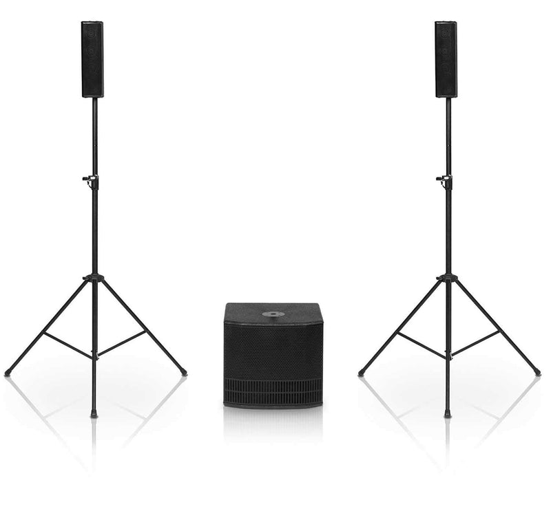 dB Technologies ES-503 Powered PA Stereo System - PSSL ProSound and Stage Lighting