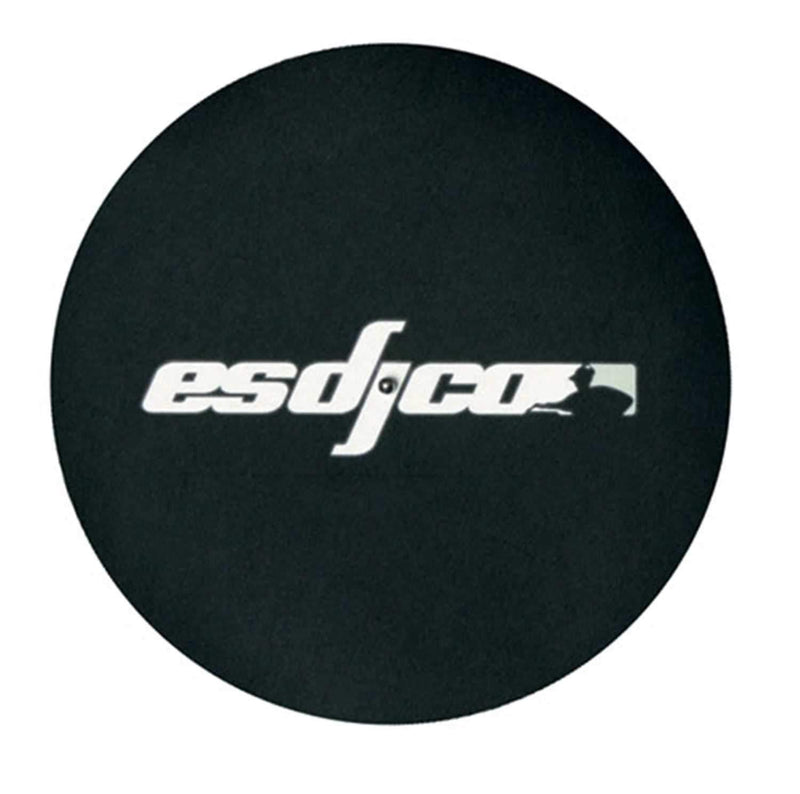 Esdjco Rwb Logo Slipmat (Pair) - PSSL ProSound and Stage Lighting