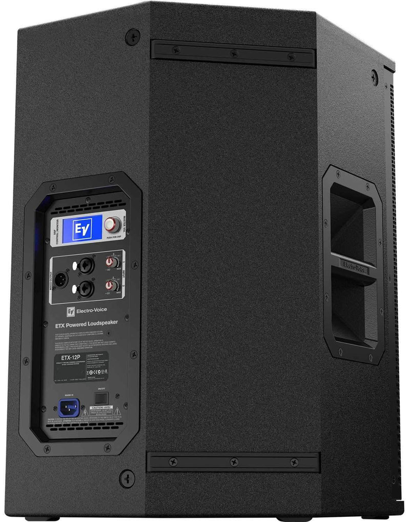 Electro Voice ETX-12P 12 in Powered PA Speaker - PSSL ProSound and Stage Lighting