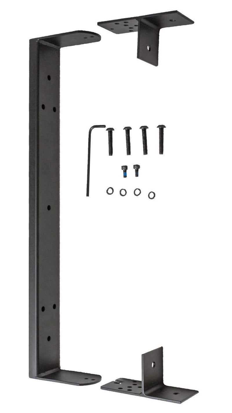 Wall Mount Bracket for EV ETX-10P Black - PSSL ProSound and Stage Lighting