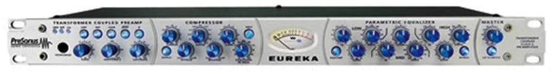 PreSonus EUREKA 1-Channel Preamp/Compressor/Eq - PSSL ProSound and Stage Lighting