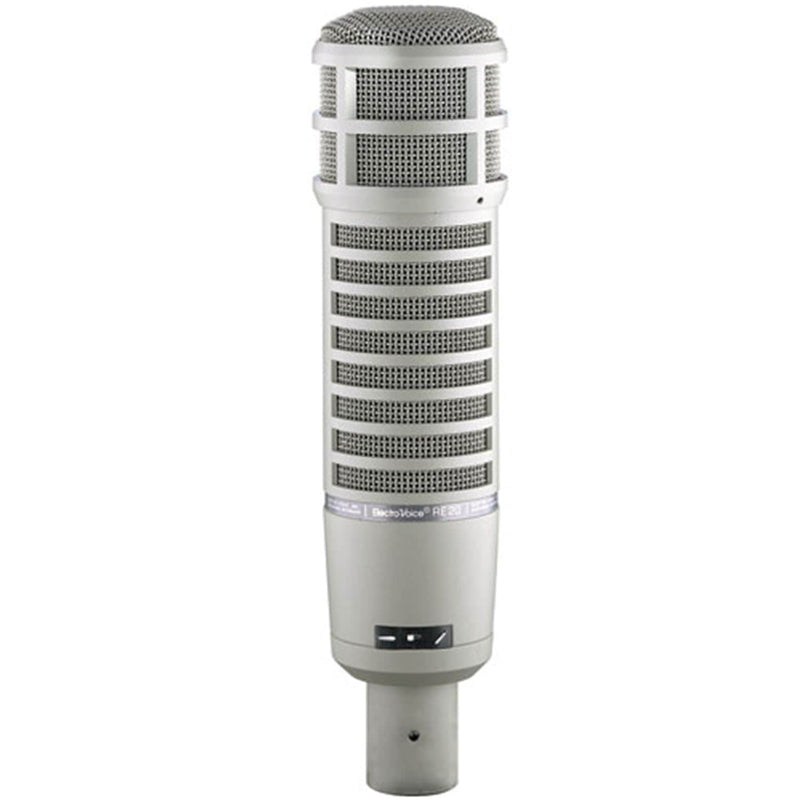 Electro-Voice RE20 Dynamic Studio Microphone - ProSound and Stage Lighting