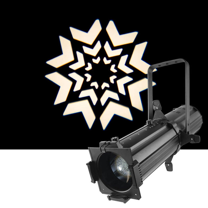 Chauvet EVE E-100Z 100-Watt LED DMX Ellipsoidal Spot Light - PSSL ProSound and Stage Lighting