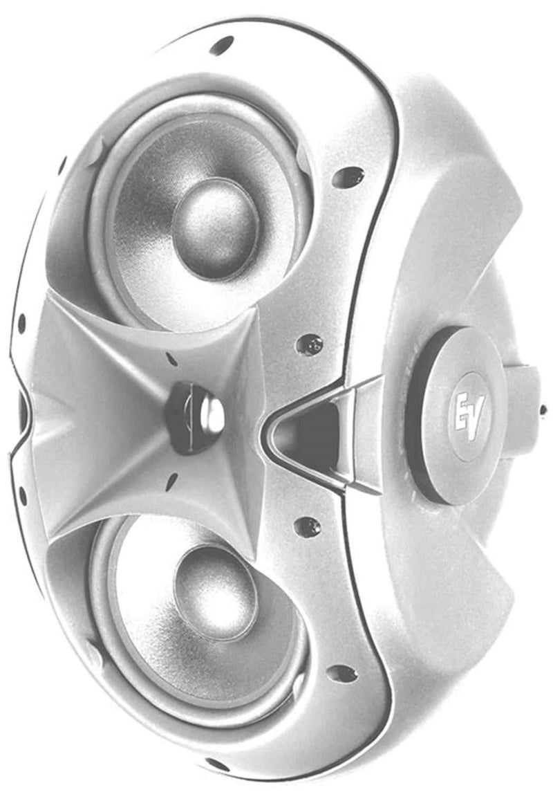 Electro Voice 6.2 6 Dual Speakers White Pair - PSSL ProSound and Stage Lighting