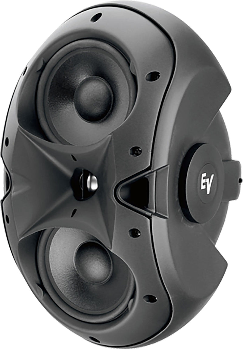Electro Voice EVID-6.2 2-Way Twin 6In Woofers/300W (Pair) - PSSL ProSound and Stage Lighting