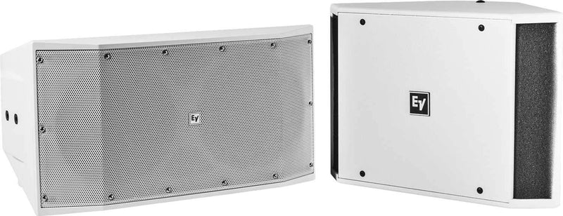 Electro-Voice Evid S10.1DW 10-Inch Passive Subwoofer White - PSSL ProSound and Stage Lighting