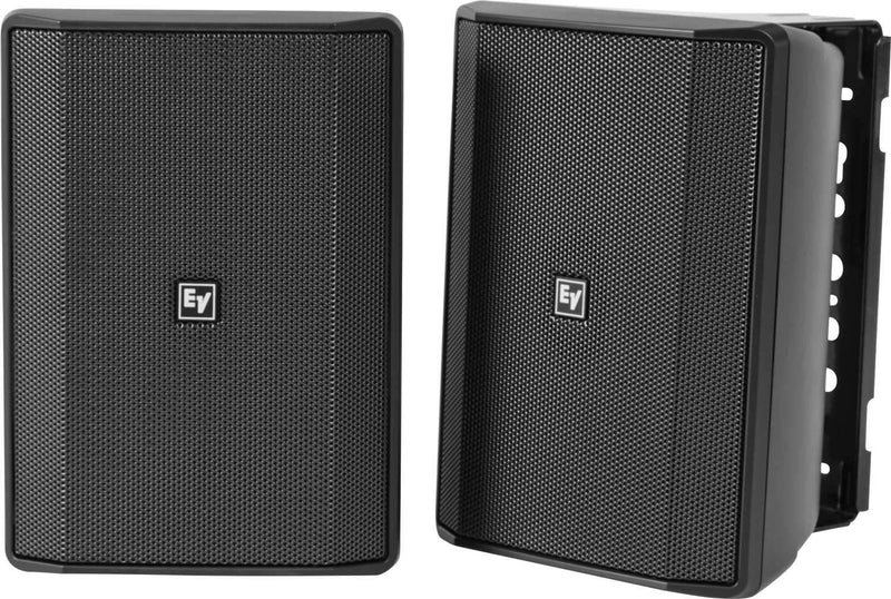 Electro-Voice Evid S5.2XB 5-Inch Surface Mount Speaker Pair - ProSound and Stage Lighting