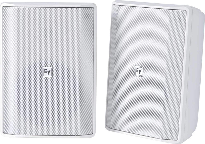 Electro-Voice Evid S5.2XW 5-Inch IP65 Speaker Pair White - PSSL ProSound and Stage Lighting