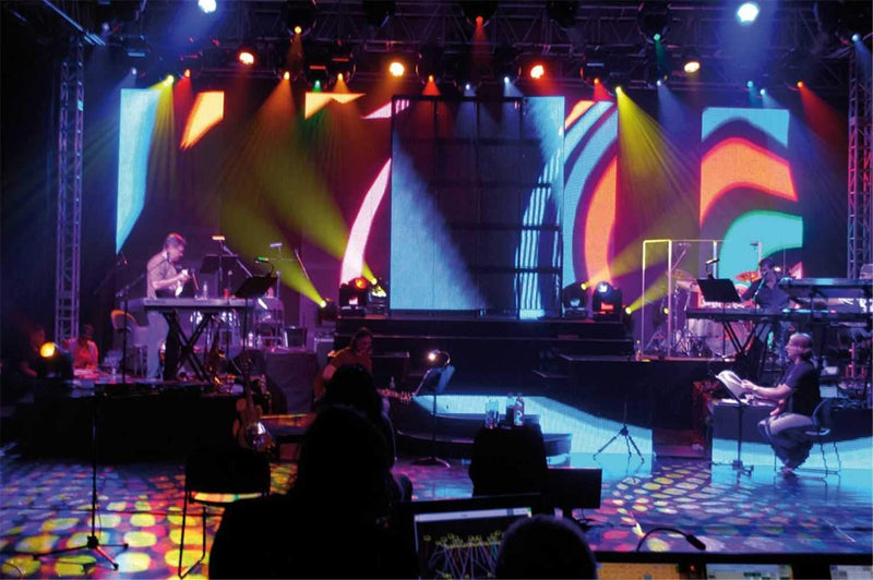 Elation EVLED-256 2'X2' LED Video Panel 256 Pixels - PSSL ProSound and Stage Lighting