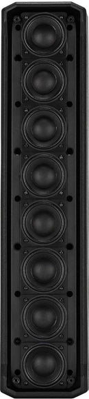 RCF Evox JMix 8 Powered 2-Way Portable Array Speaker with Built-In Mixer - PSSL ProSound and Stage Lighting
