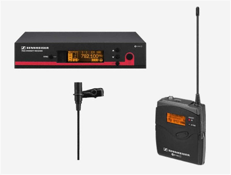Sennheiser EW-110-G3 LE Version Lav Wireless Sys - PSSL ProSound and Stage Lighting