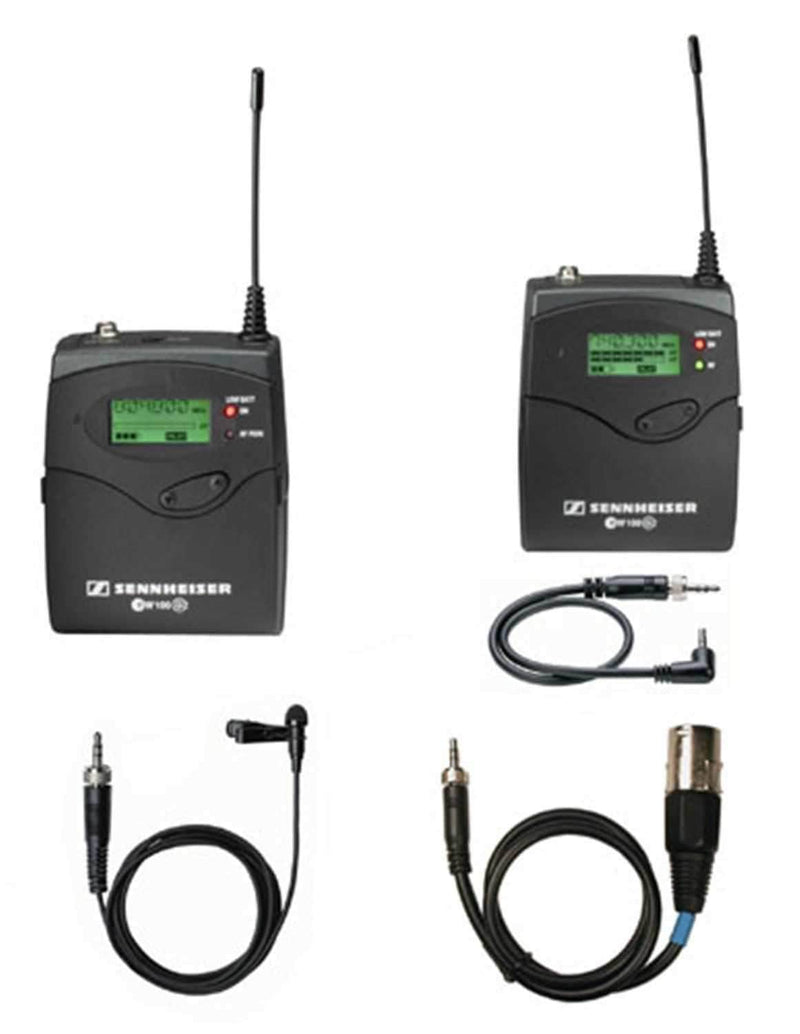 Sennheiser Evolution Lavalier Wireless System - PSSL ProSound and Stage Lighting