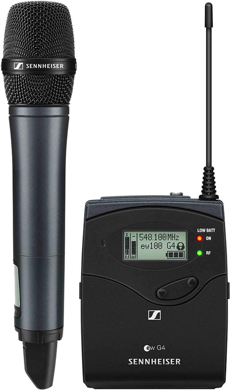Sennheiser ew 135P G4 Evolution Wireless Portable Vocal Mic Set A - PSSL ProSound and Stage Lighting