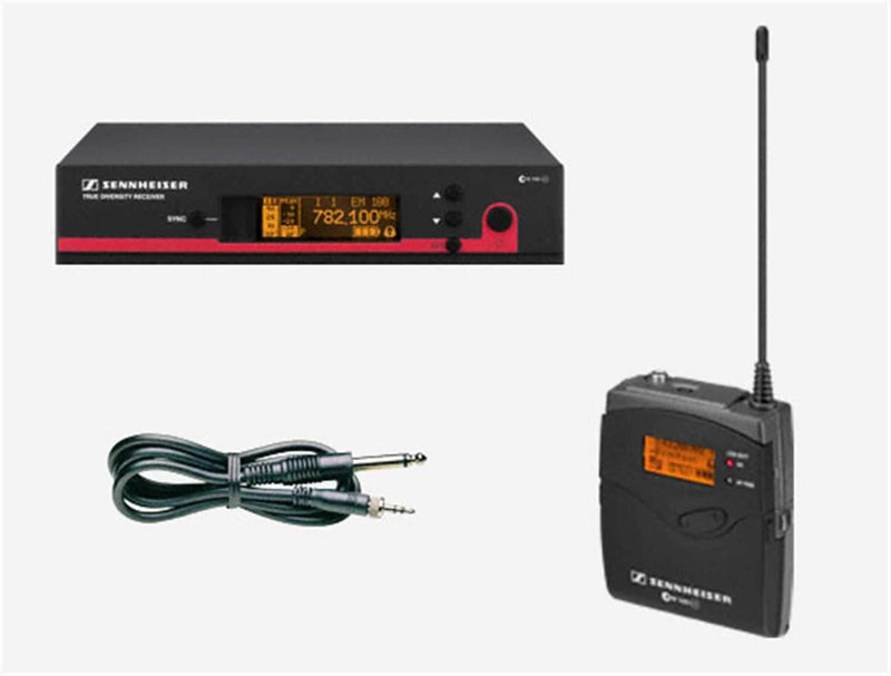 Sennheiser EW-172-G3 Instrument Wireless System - ProSound and Stage Lighting