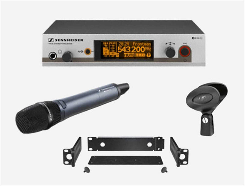Sennheiser EW345G3 Handheld Wireless System with Rackmount - PSSL ProSound and Stage Lighting