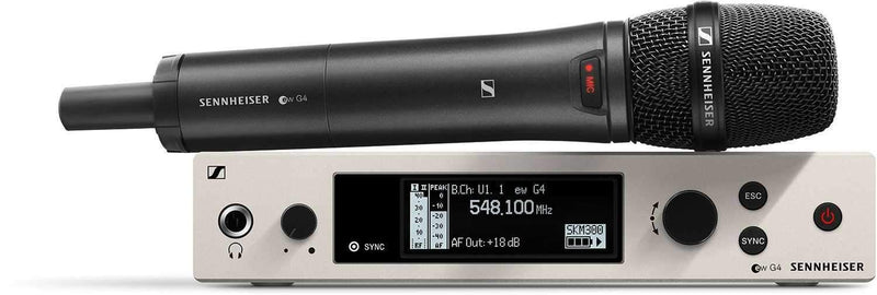 Sennheiser ew 500 G4 965 Evolution Wireless G4 Vocal Mic Set - PSSL ProSound and Stage Lighting