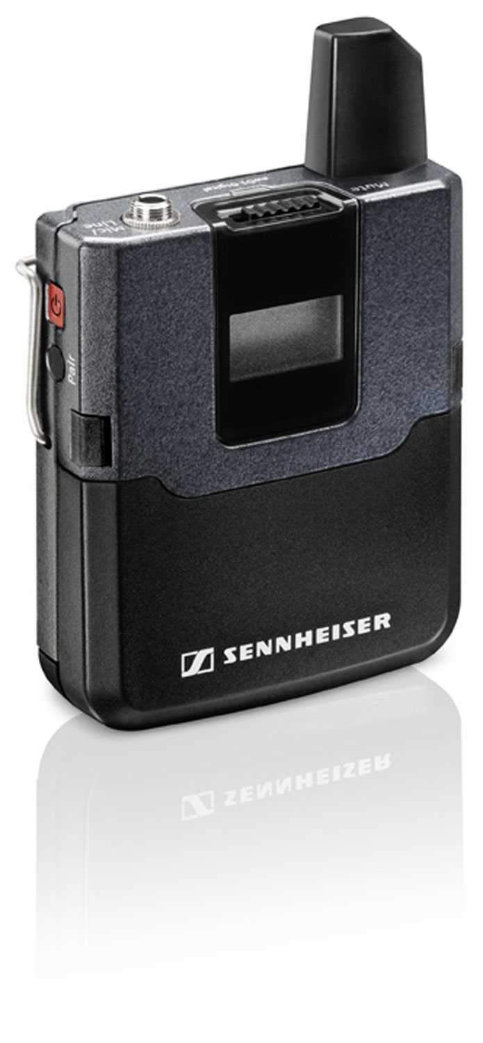 Sennheiser D1 Wireless Headset Microphone with ME3II - PSSL ProSound and Stage Lighting