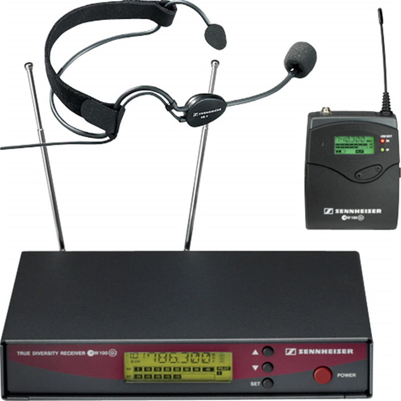 Sennheiser EW152-G2 Wireless Headset Mic System - ProSound and Stage Lighting