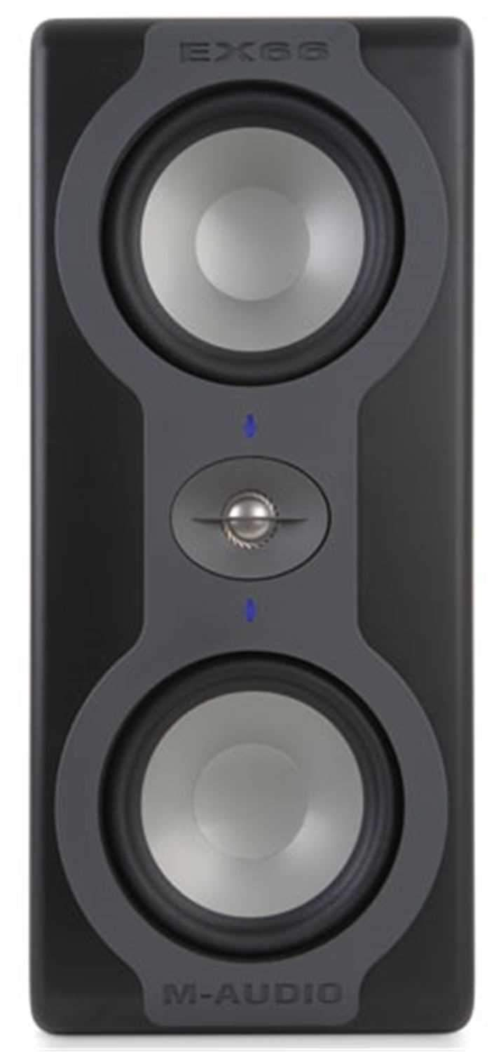 M-Audio EX66 Hi Def Active Studio Monitor (Each) - ProSound and Stage Lighting