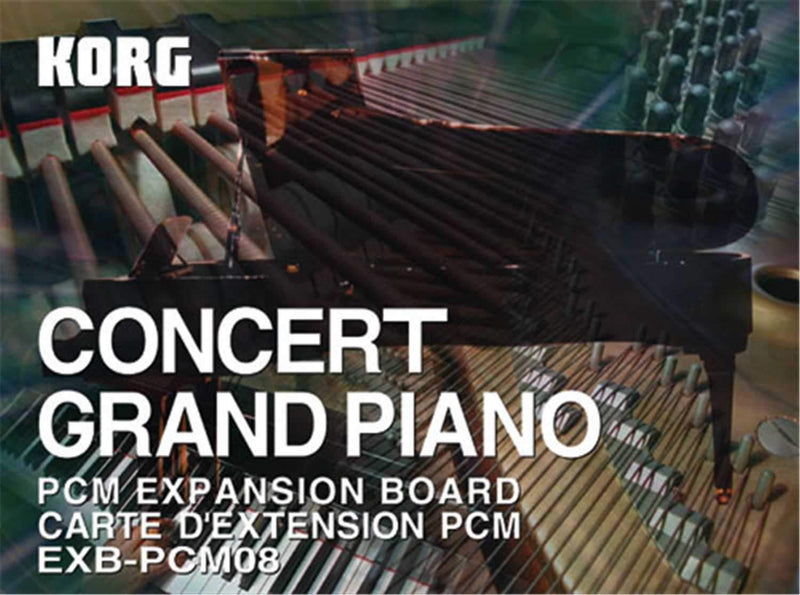 Korg Concert Grand Piano - 16 Mb Pcm Board - PSSL ProSound and Stage Lighting