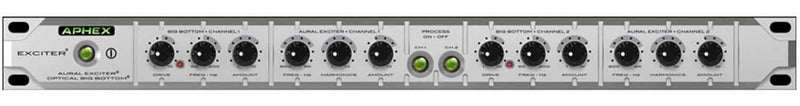 Aphex Aural Exciter Audio Processor & Enhancer - ProSound and Stage Lighting