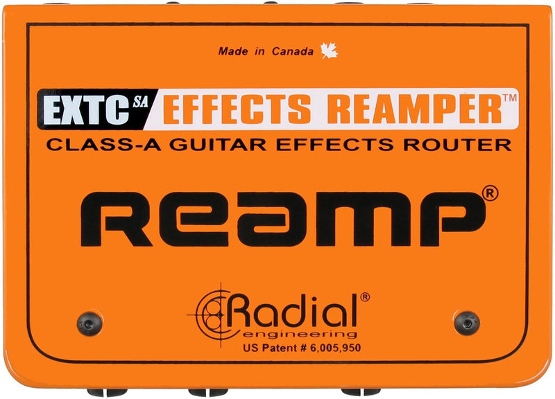 Radial EXTC SA Effects Loop Interface - ProSound and Stage Lighting
