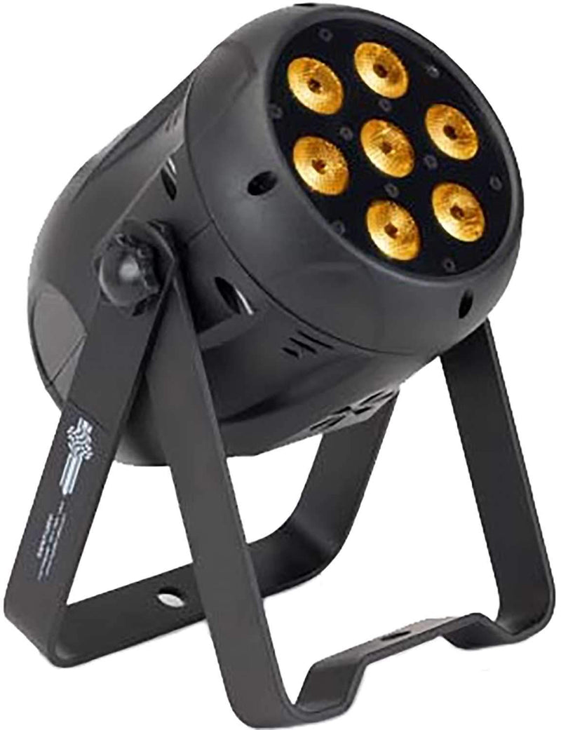 elektraLite eyeBall 5-in-1 RGBAW LED 25-Degree Par Wash Light - PSSL ProSound and Stage Lighting