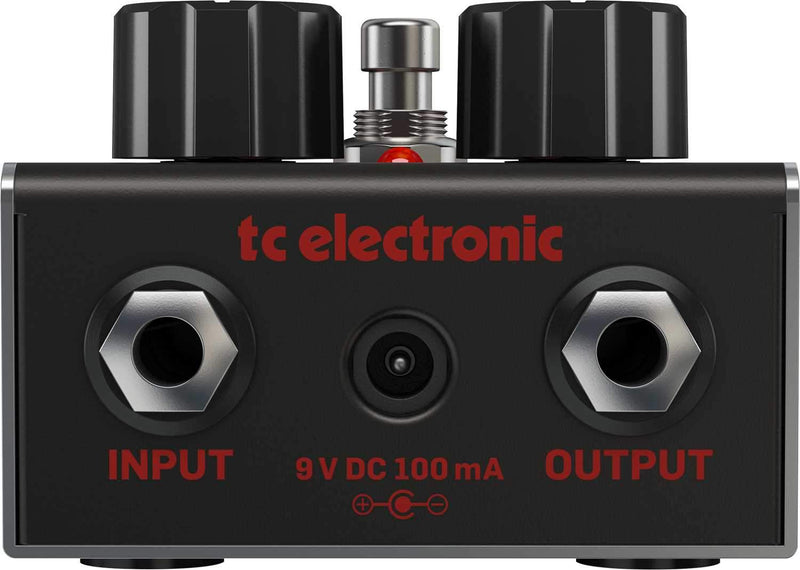 TC Electronic Eyemaster Metal Distortion Pedal - PSSL ProSound and Stage Lighting