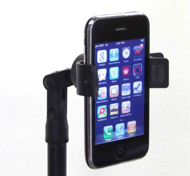 AC-CETERA EZ01A Iphone Smart Device Stand Mount - PSSL ProSound and Stage Lighting