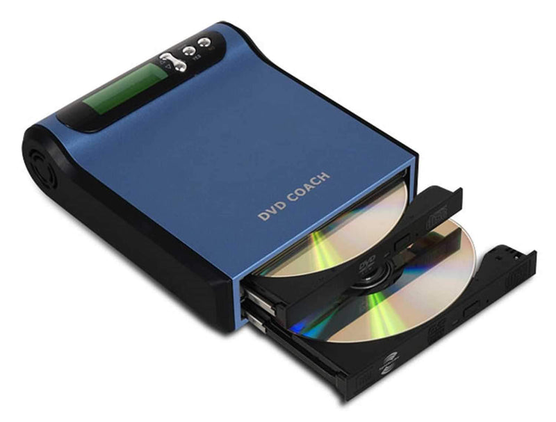 EZ-Dupe EZD880 CD DVD Duplicator with Lightscribe - ProSound and Stage Lighting