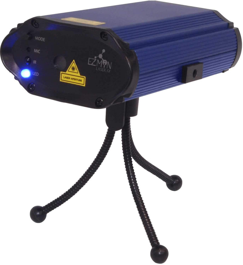Chauvet EZ Laser RGFX Laser EFX Light with Battery - ProSound and Stage Lighting