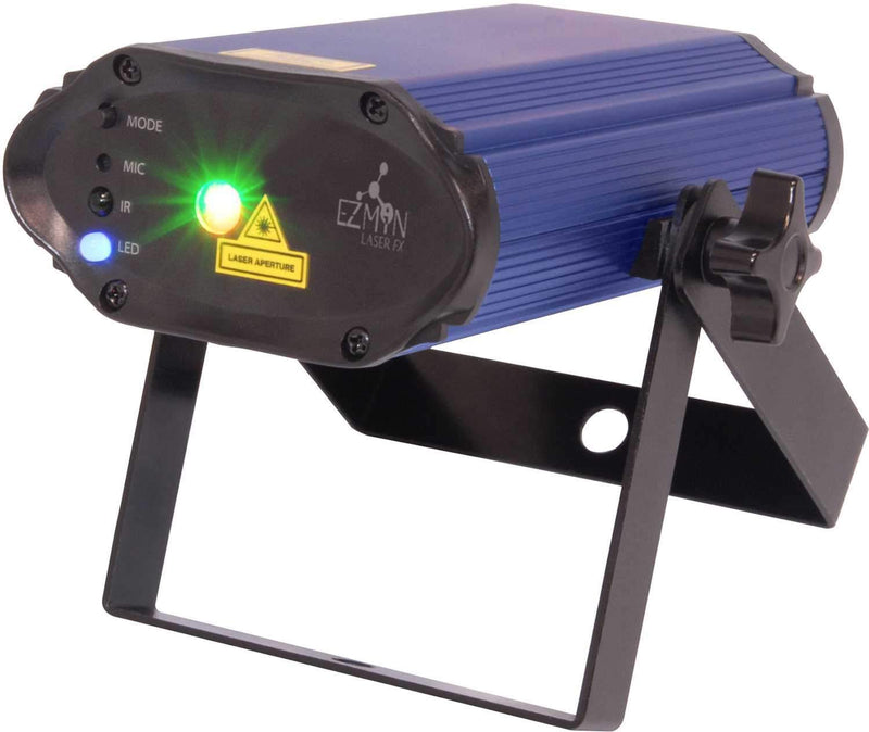 Chauvet EZ Laser RGFX Laser EFX Light with Battery - PSSL ProSound and Stage Lighting