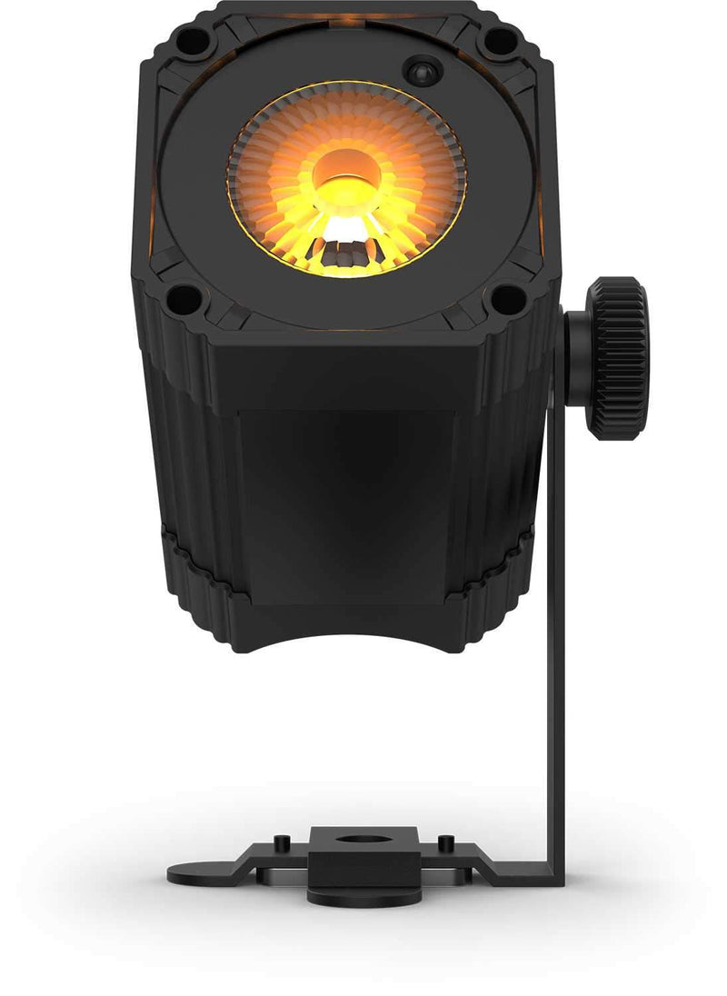Chauvet EZLink Par Q1BT Compact Battery-Powered RGBA Wash with Bluetooth - PSSL ProSound and Stage Lighting