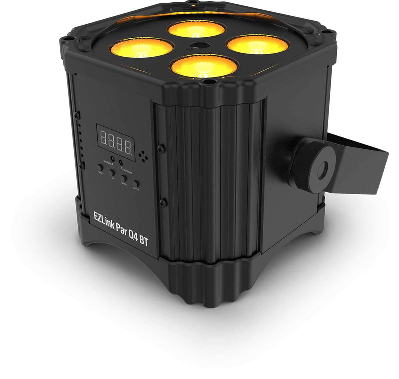 Chauvet EZlink Par Q4 BT RGBA Battery-Powered Wash with Bluetooth - PSSL ProSound and Stage Lighting