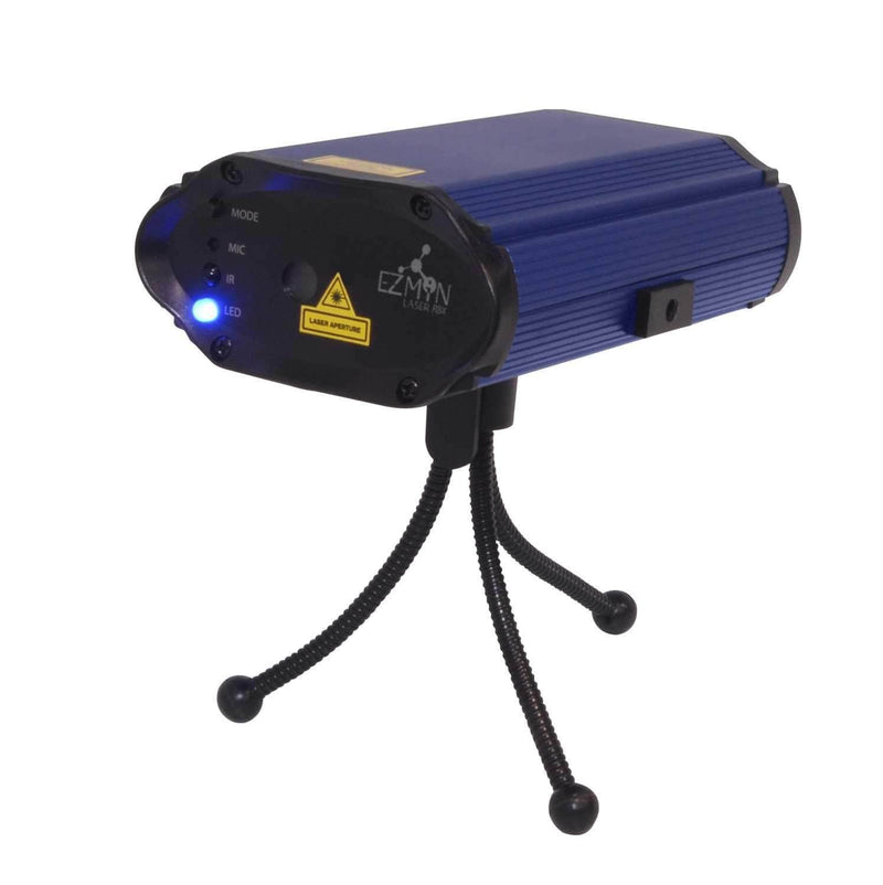Chauvet EZ MiN Laser RBX Compact Battery Laser - PSSL ProSound and Stage Lighting