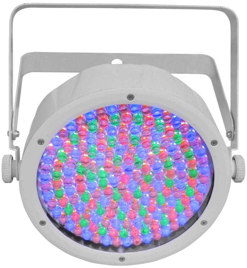 Chauvet EZpar 64 RGBA Battery LED Wash Light White - PSSL ProSound and Stage Lighting