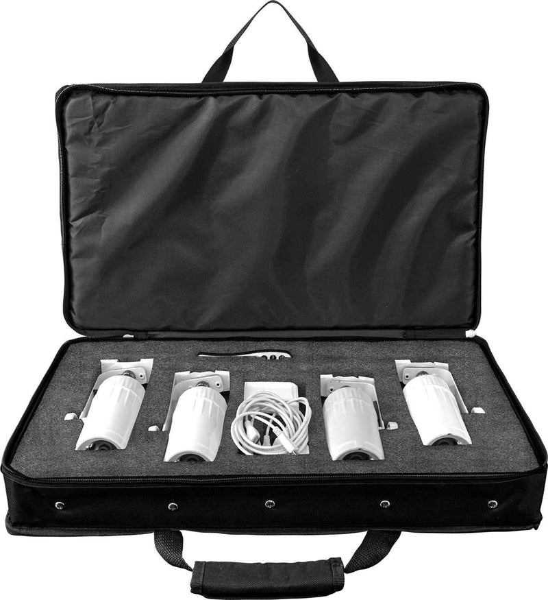 Chauvet EZPin Pack 4 Battery-Powered Pinspot 4-Pack - PSSL ProSound and Stage Lighting