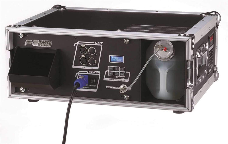 Antari F-3 900W Water Based Hazer with Built In Fa - PSSL ProSound and Stage Lighting