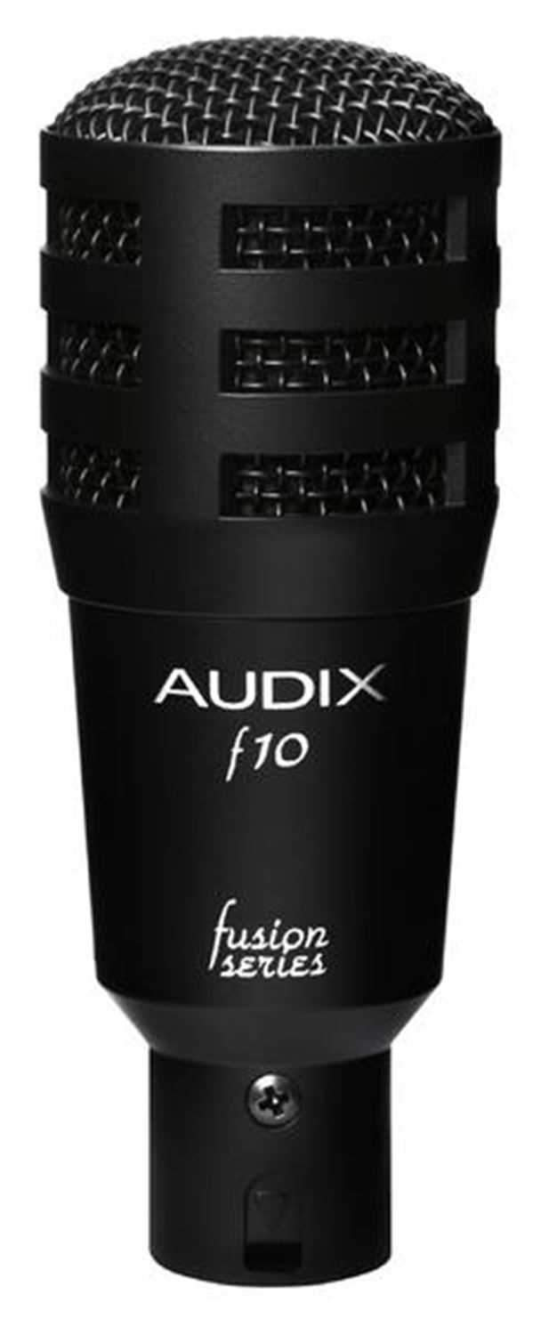 Audix F10 Multi-Purpose Drum Design For Toms - PSSL ProSound and Stage Lighting