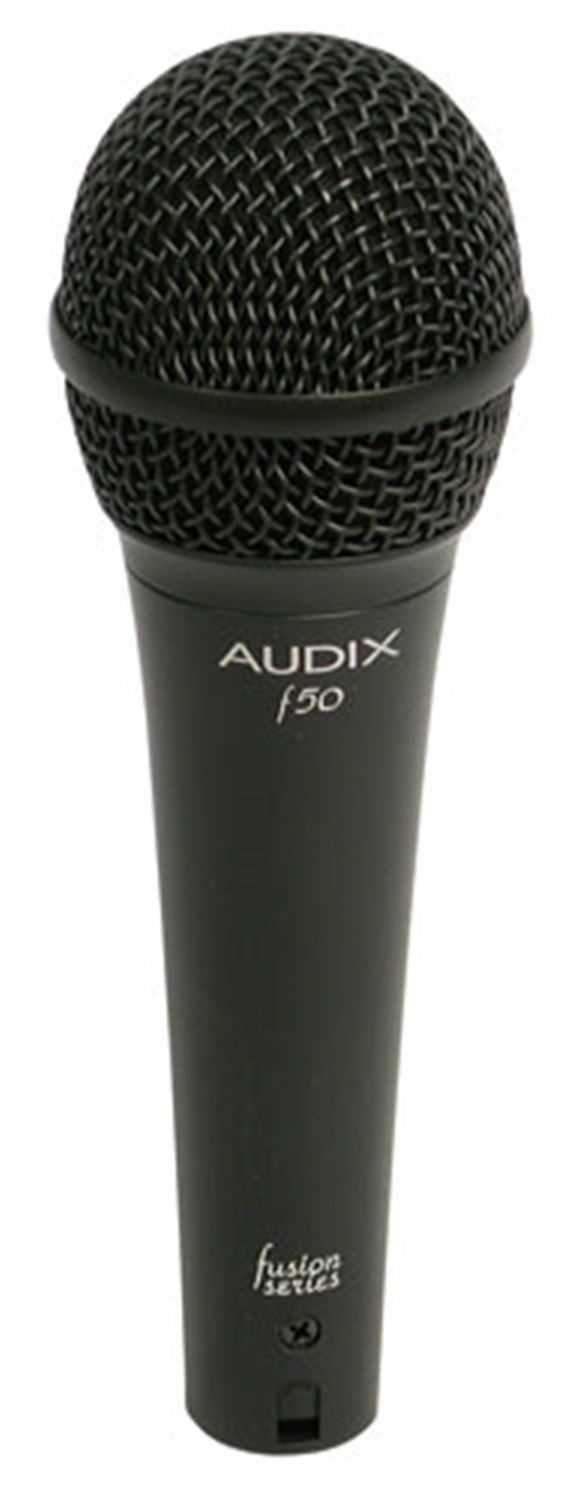 Audix F50 Multi-Purpose Cardioid Vocal Microphone - PSSL ProSound and Stage Lighting