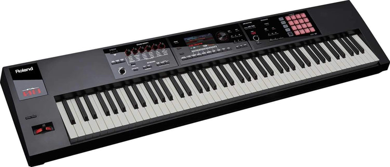 Roland FA-08 88 Weighted Key Music Workstation - PSSL ProSound and Stage Lighting