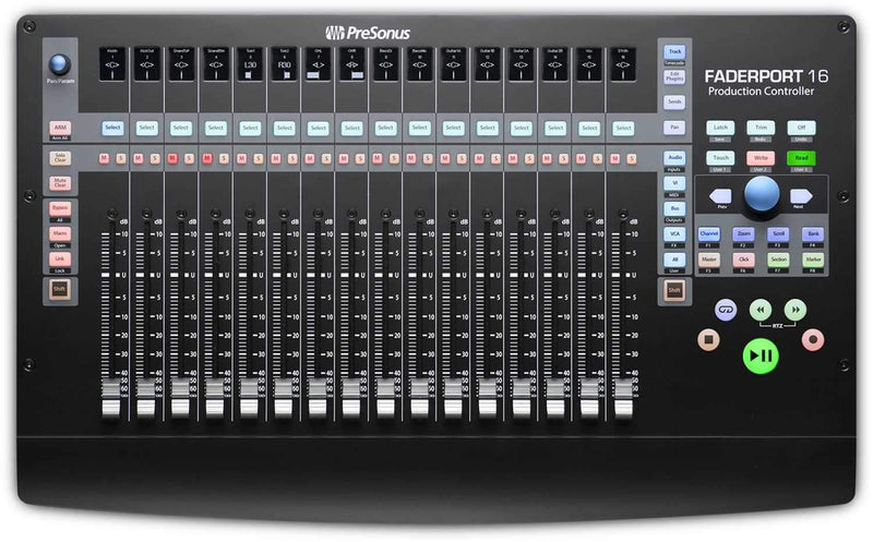 PreSonus Faderport 16 DAW Production Controller - PSSL ProSound and Stage Lighting