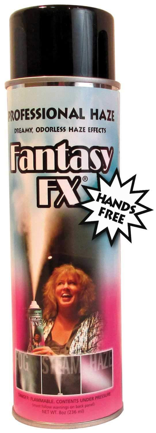 CITC Fantasy FX Hands Free Haze-in-a-Can 8 oz - PSSL ProSound and Stage Lighting