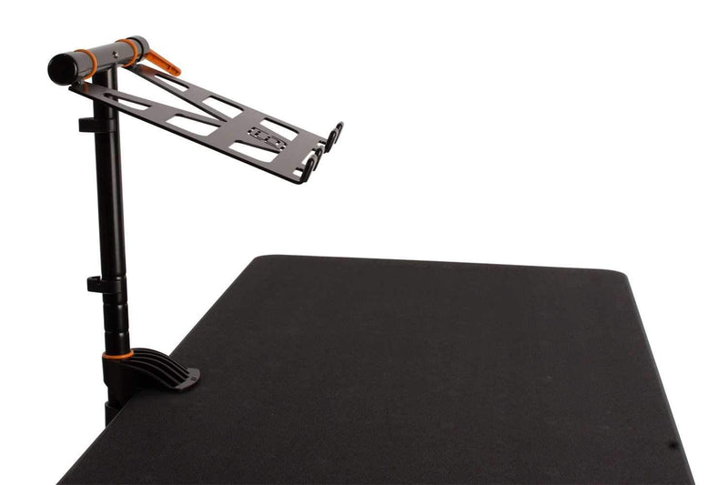 Fastset Fast-Attach Adjustable Laptop Stand - ProSound and Stage Lighting