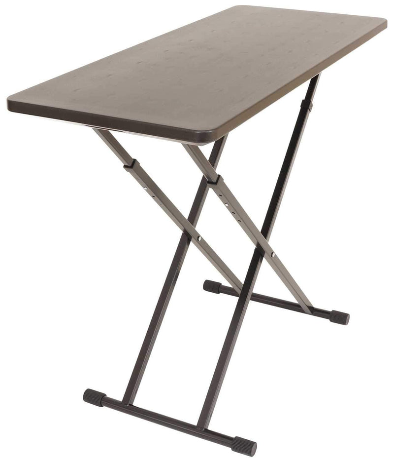 Fastset Adjustable Musician/DJ Utility Table - PSSL ProSound and Stage Lighting